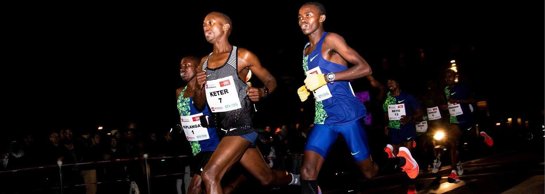 Ratified: Keter's world 5km record