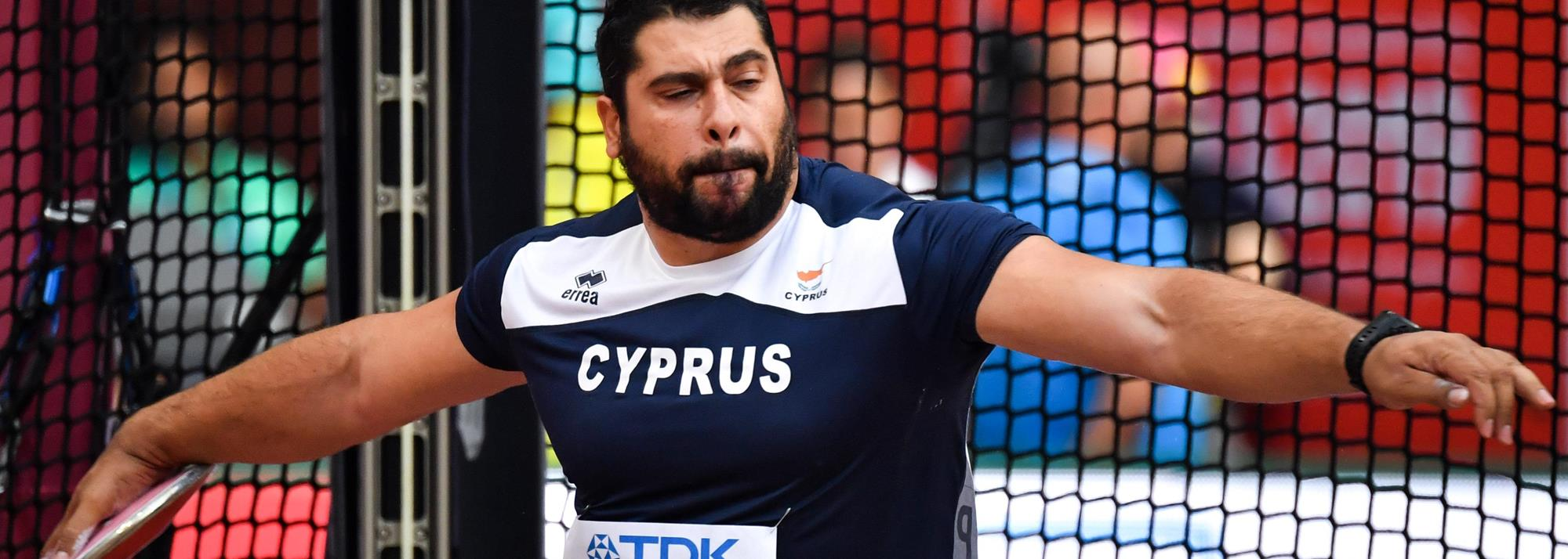 Parellis leading Cyprus's Olympic ambitions