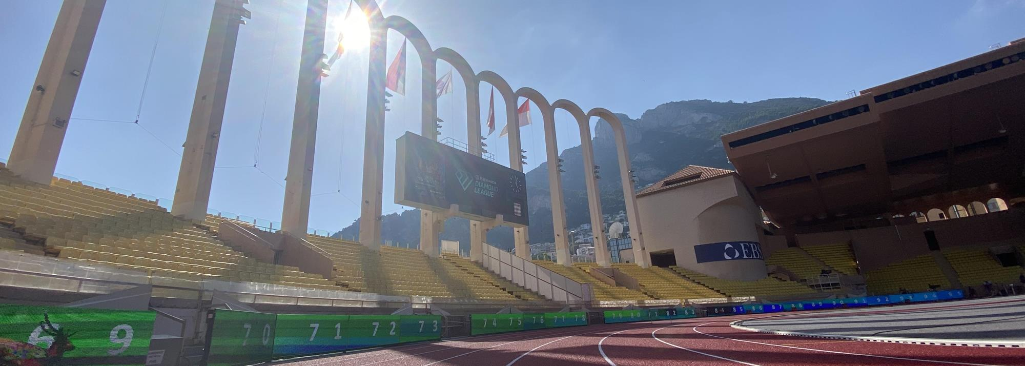 How to follow and watch the Diamond League meeting in Monaco