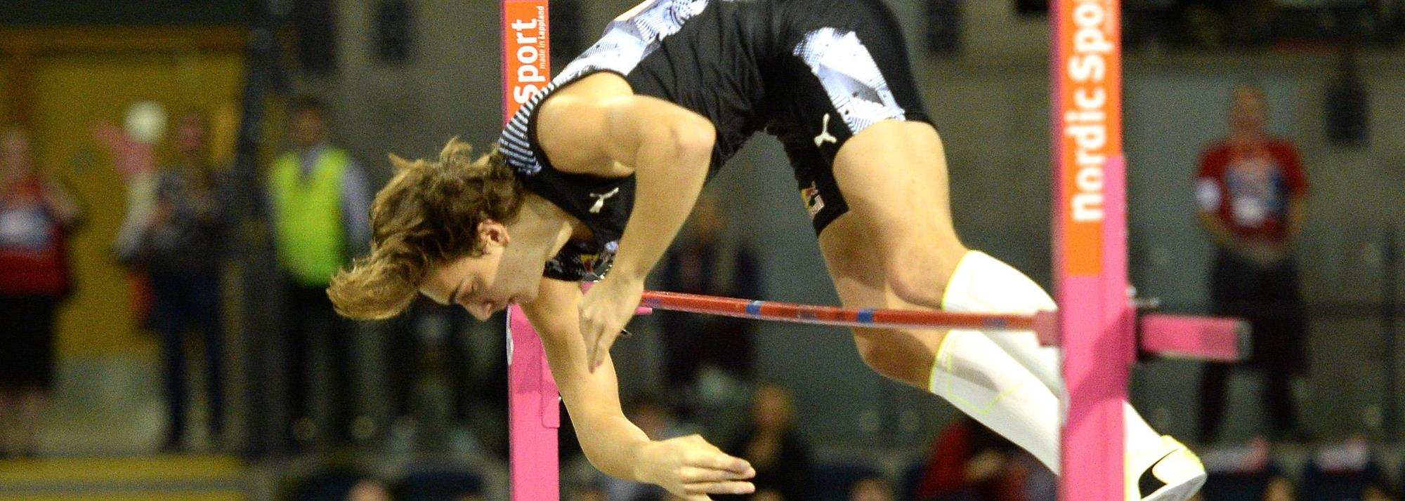 Duplantis set to take centre stage in Lievin