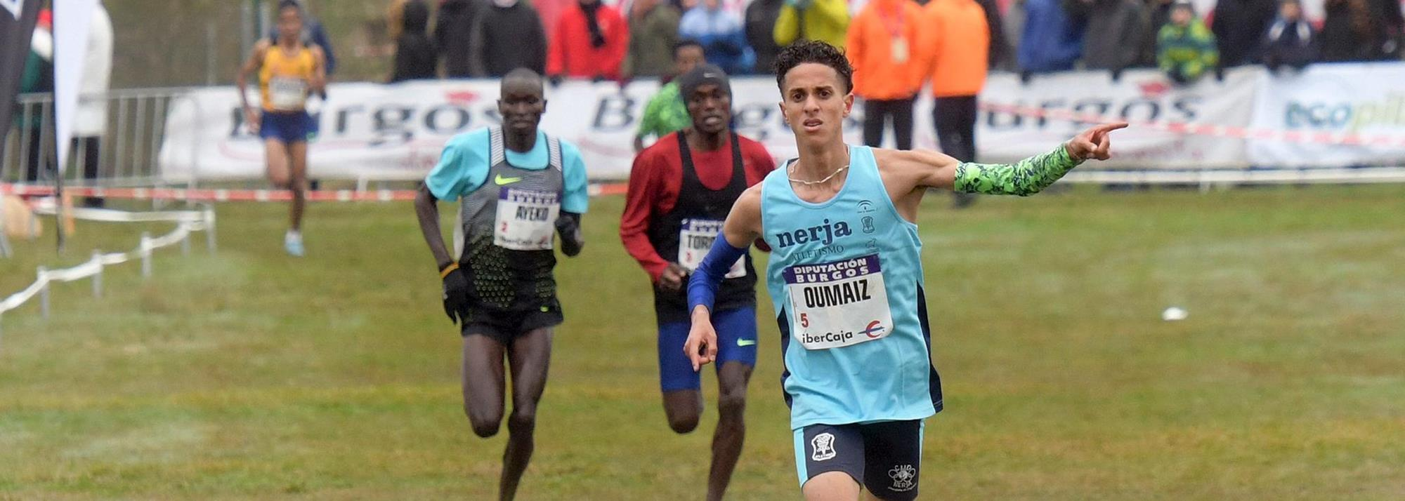 Oumaiz aims to maintain momentum in Soria