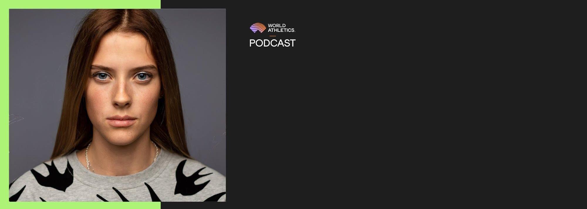 World Athletics podcast – Yaroslava Mahuchikh