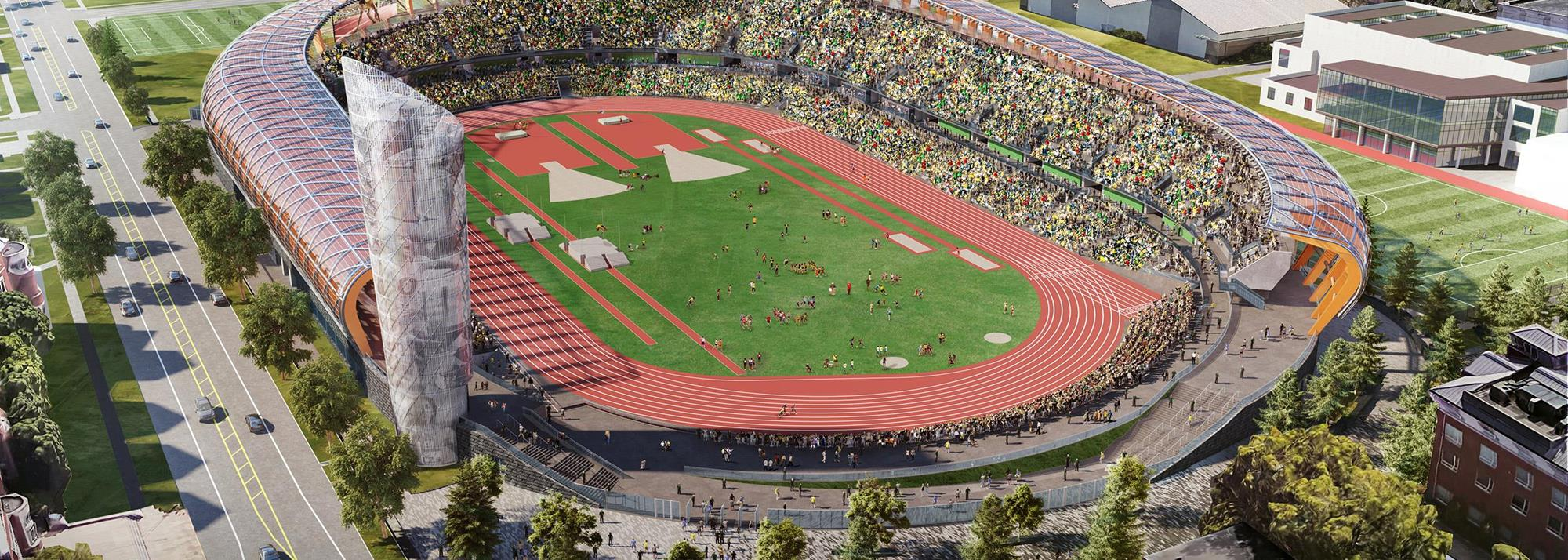 Dates confirmed for World Athletics Championships Oregon 2022