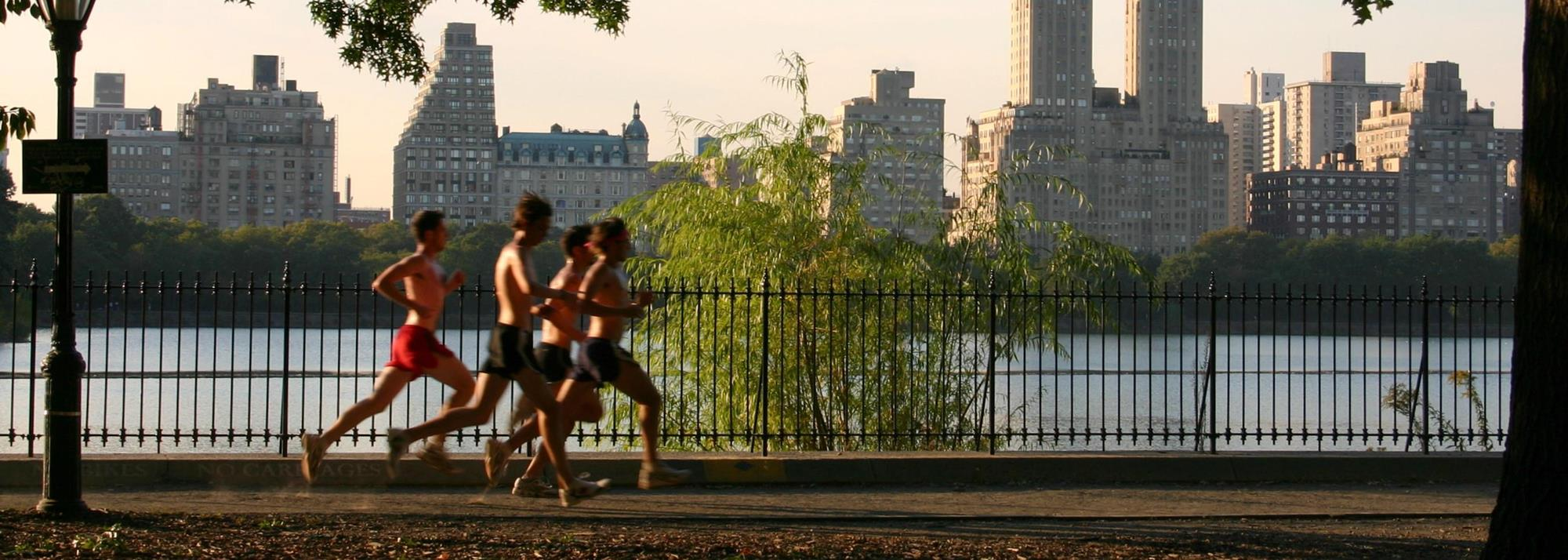 Cities of the world – a runner's guide