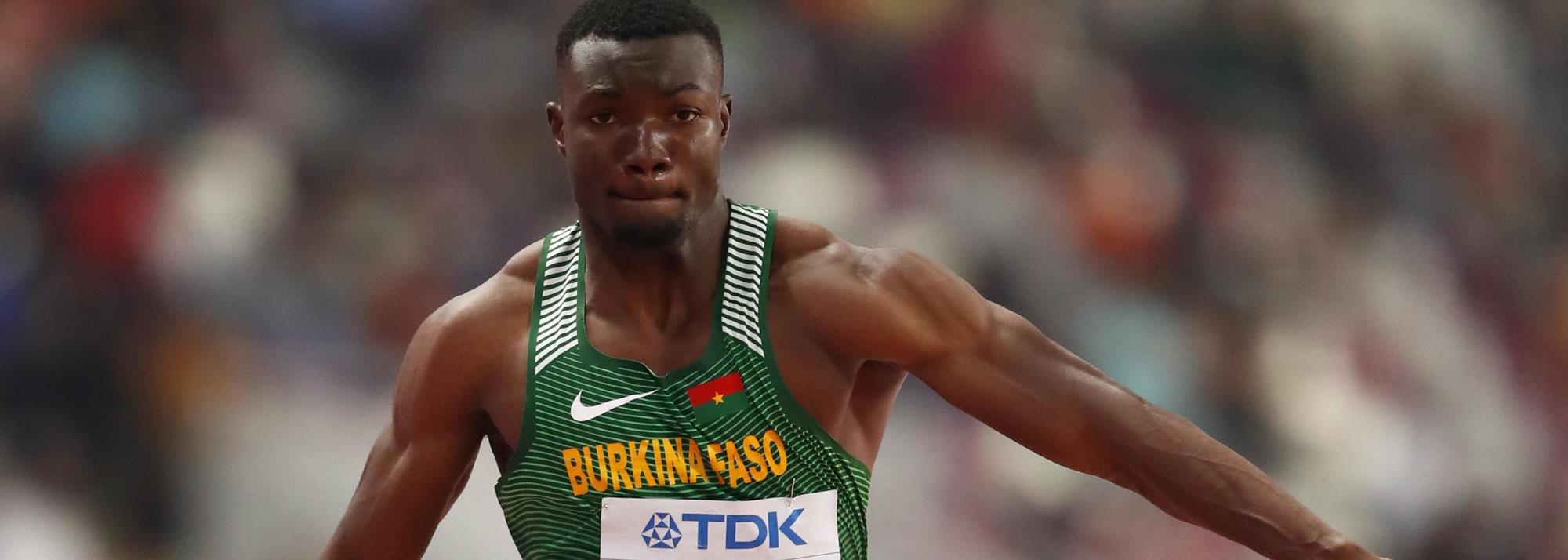 After Doha bronze, Zango targeting Tokyo podium