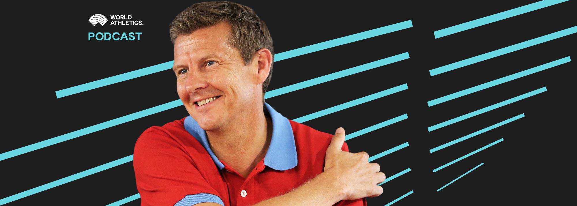 World Athletics podcast – Steve Cram