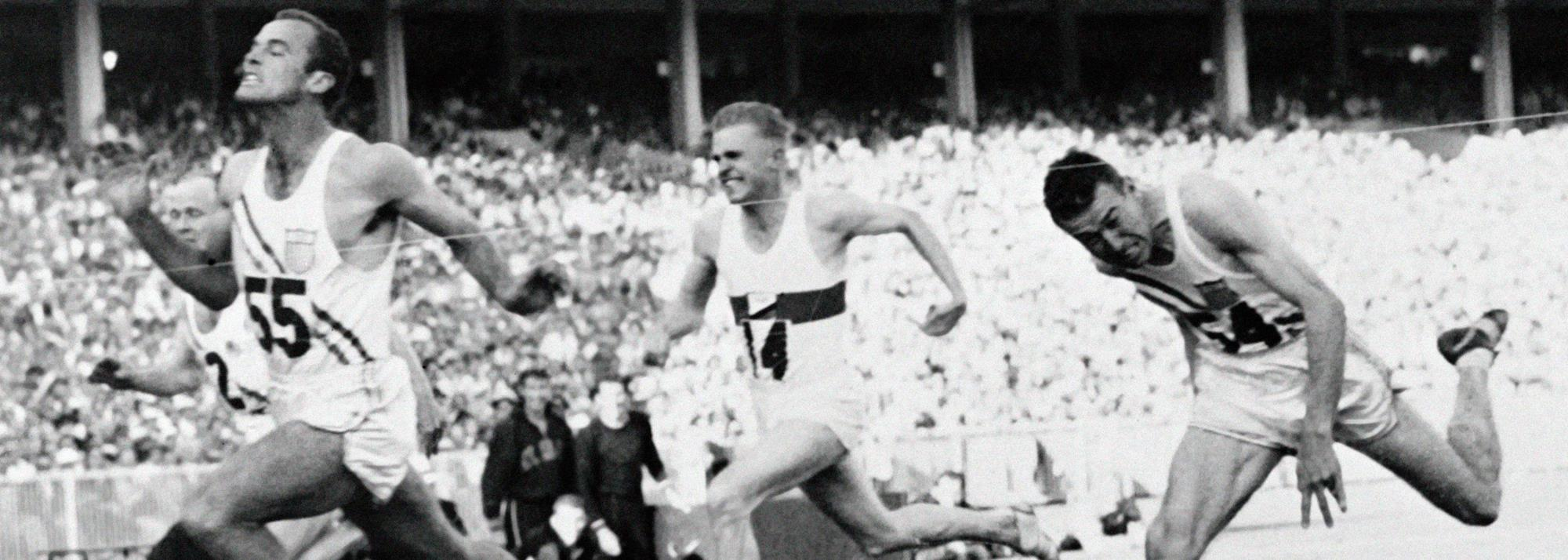 1956 triple Olympic sprint champion Morrow dies