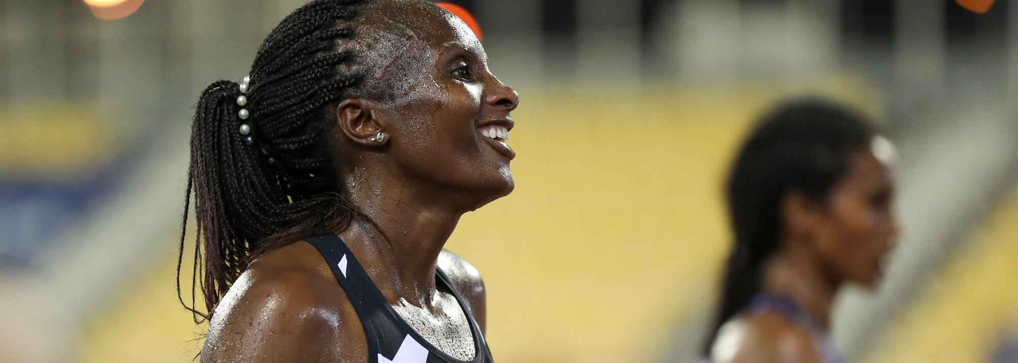 Obiri and McSweyn victorious in Doha as Wanda Diamond League draws to a close