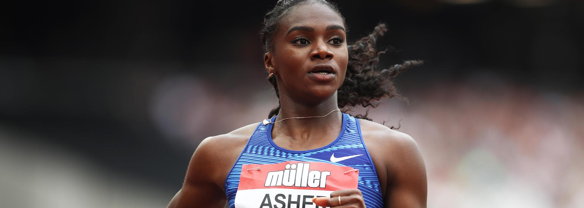 Asher-Smith to fine-tune Olympic preparations in London