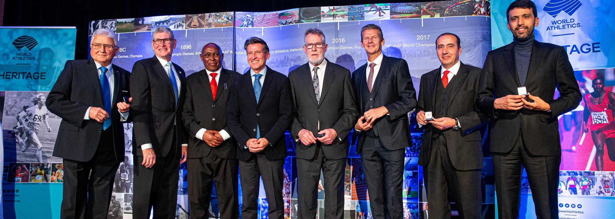 Bannister and Charles among the honourees at World Athletics Heritage Mile Night celebration