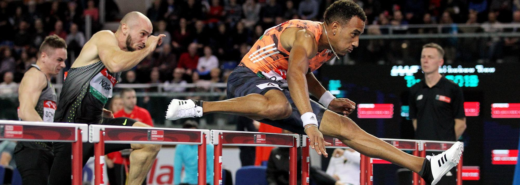 World medallists set to feature in hurdles, 3000m and long jump in Lievin