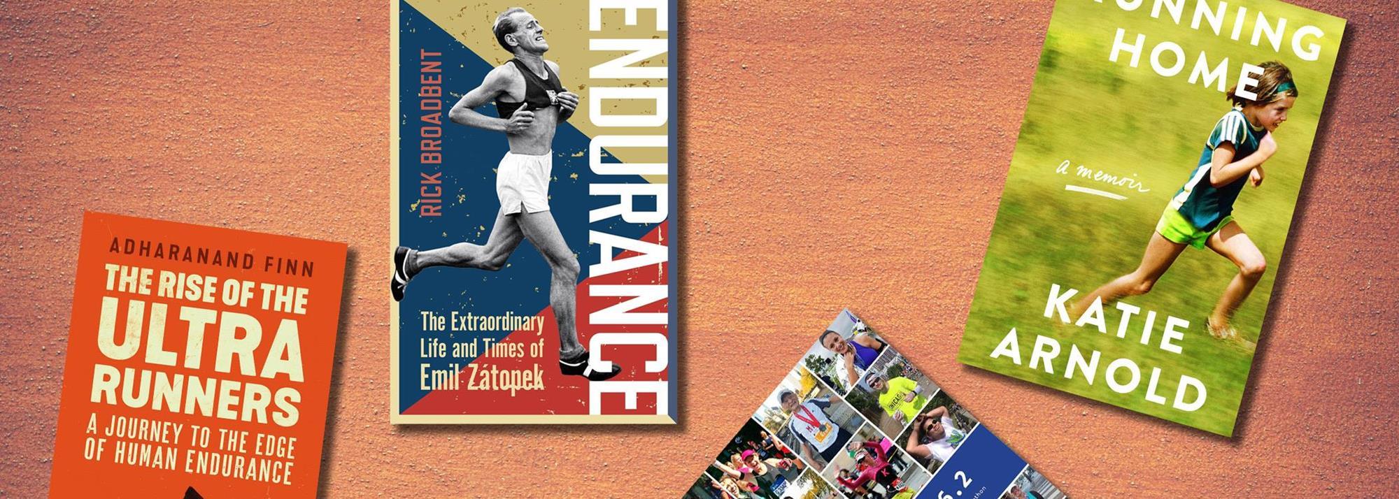 A dozen books to kick-start your athletics library