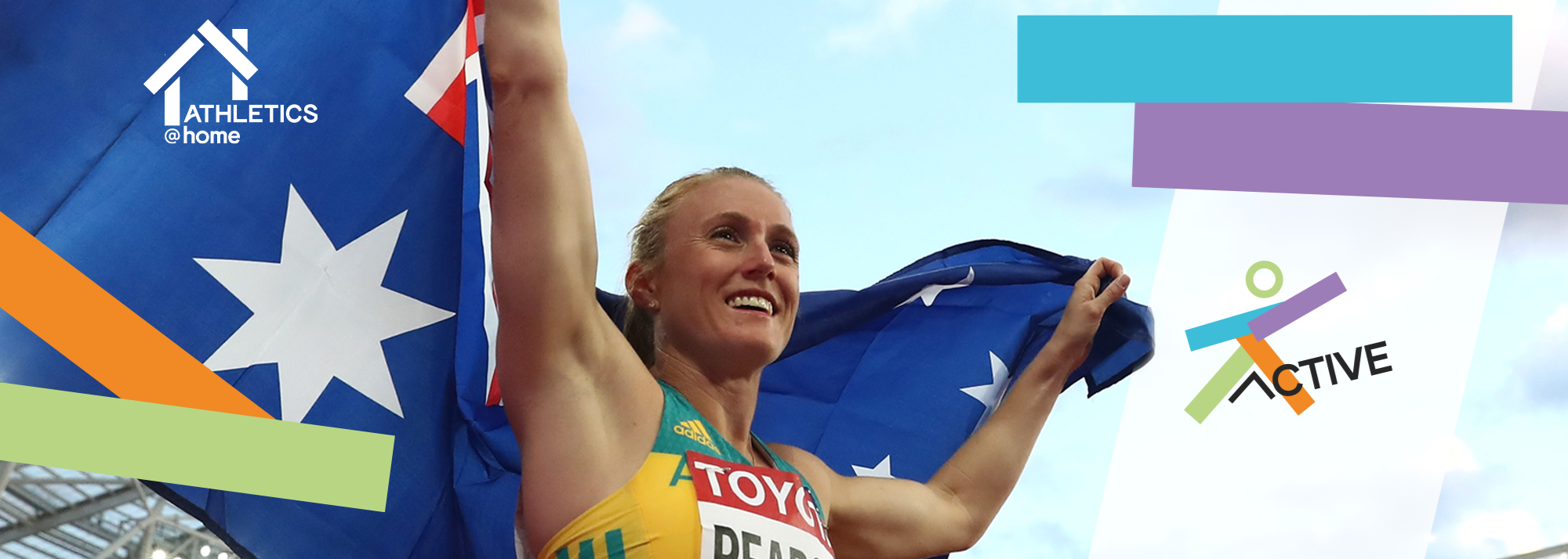 Sally Pearson's home workout