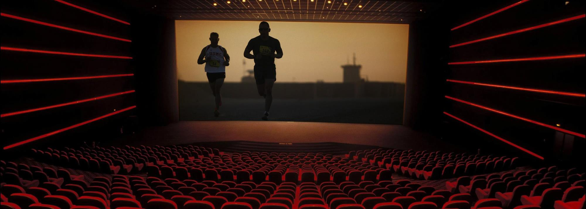 Ten of the most successful athletics movies of all time