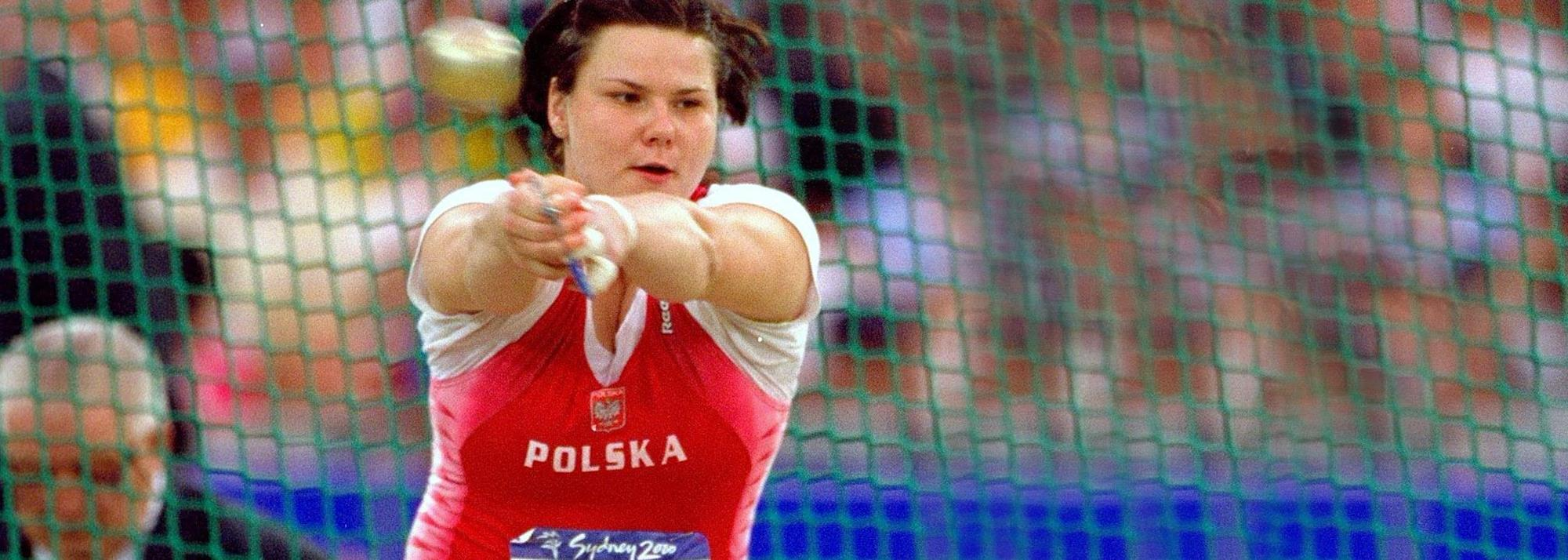 Twenty years after her Olympic triumph, Skolimowska's legacy lives on