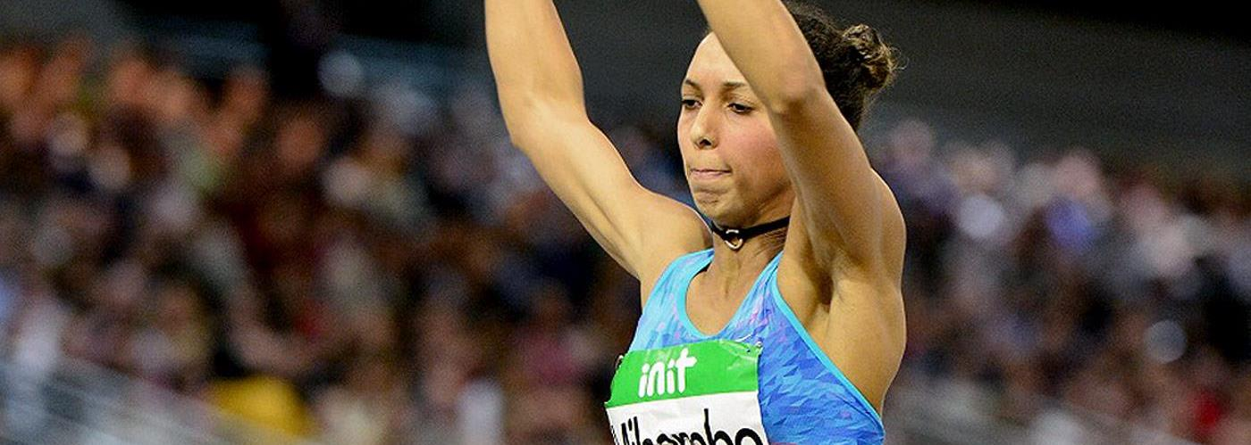 Mihambo takes to the track in Karlsruhe
