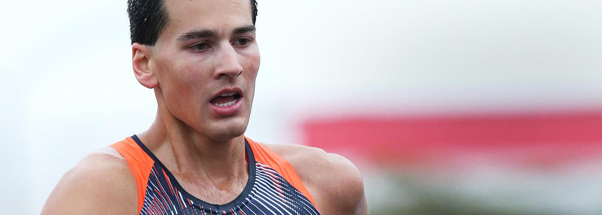 Olympic race walking qualifiers achieved by Karlstrom in Alytus and Wang in Tai'an