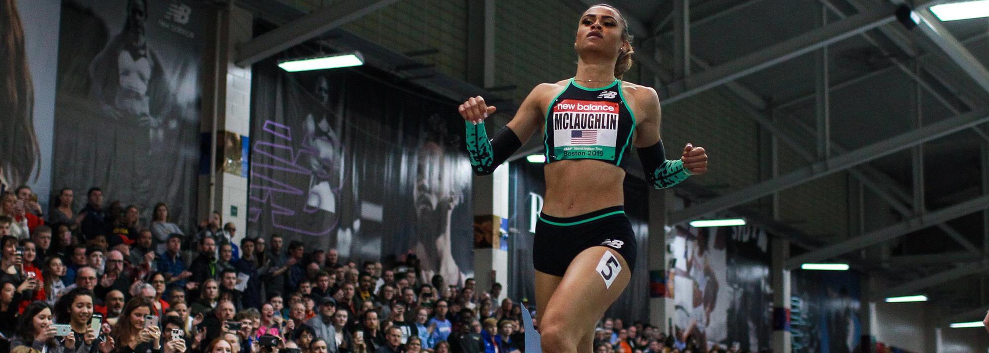 Spotlight on Ali, Brazier and McLaughlin as World Athletics Indoor Tour kicks off in Boston