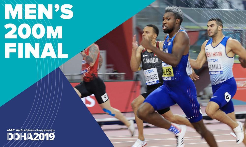 mens-200m-final-at-the-2019-world-championshi