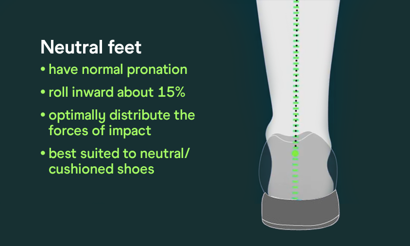 Neutral feet