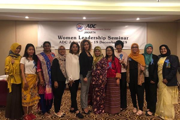 The Gender Leadership Seminar in Jakarta (WA)