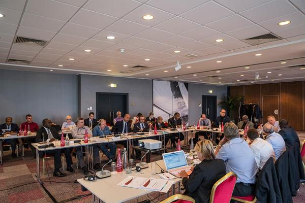 The 2014 Area Associations meeting (Philippe Fitte)