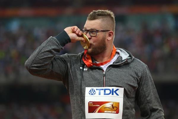.Pawel Fajdek at the IAAF World Championships, Beijing 2015 (Getty Images)