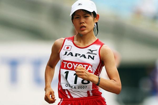 Masumi Fuchise (JPN) - 20km Race Walk (Getty Images)