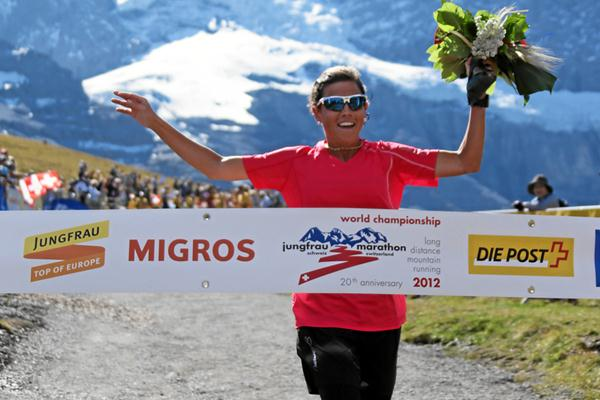 American Stevie Kremer wins 9th WMRA World Long Distance Mountain Running Challenge 2012 (swiss-images.ch)