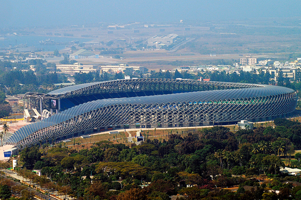 The National Stadium, Kaohsiung ()