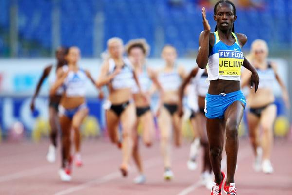 Pamela Jelimo notches up another impressive 800m victory (Getty Images)