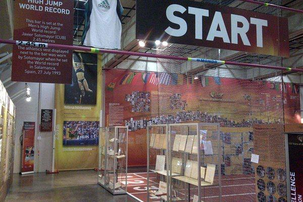 START - IAAF Centenary Historic Exhibition (Chris Turner / IAAF)