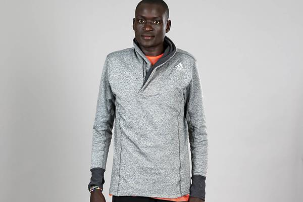 Dennis Kimetto ahead of the 2014 World Athletics Gala in Monaco (Giancarlo Colombo / IAAF)