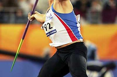 Jae-Myoung Park (Korea) throws javelin gold at the Asain Games (Getty Images)