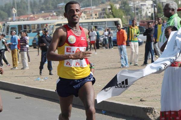 Tsebelu Zewde wins in Addis Ababa (Bizuayehu Wagaw)