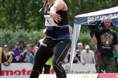 Jelena Jaakkola of Finland (Paula Noronen)