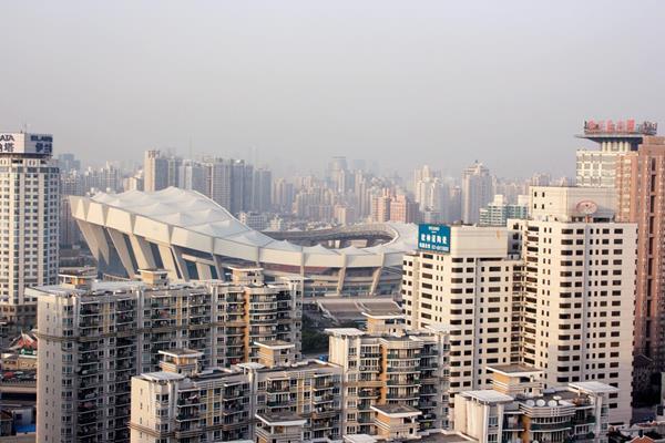 Shanghai Stadium (Christopher / Flickr)