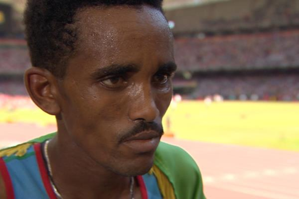 Marathon Men - Ghirmay GHEBRESLASSIE (ERI) (IAAF)