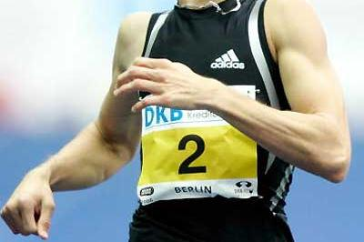 Jeremy Wariner (USA) comes home in Berlin (Bongarts / Getty Images)