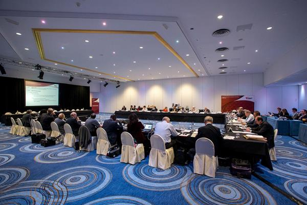 2014 IAAF Council Meeting in Monaco, day two (Philippe Fitte / IAAF)