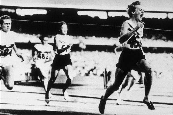 IAAF Hall of Fame - Betty Cuthbert (AUS) (Getty images)