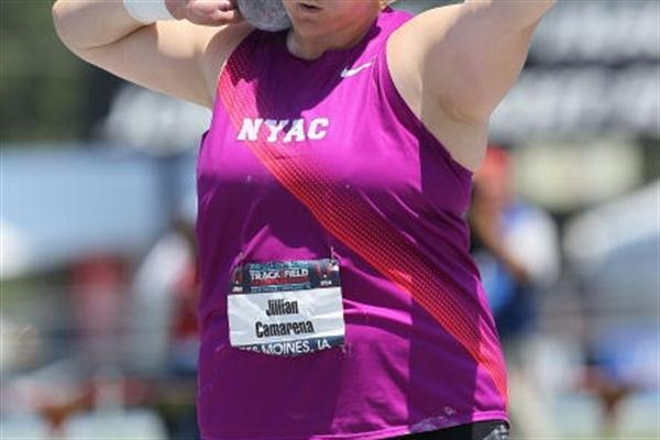 Jillian Camarena a shot above the rest at the 2010 USATF Nationals (Getty Images)