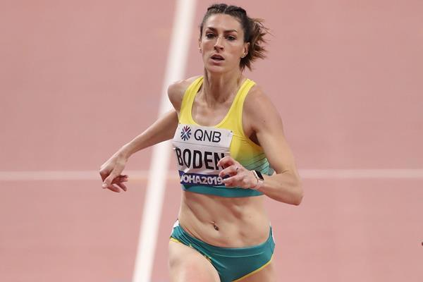 Australian 400m hurdler Lauren Boden (Getty Images)