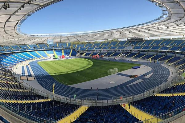 Silesian Stadium in Chorzow (DzejKej86 / WikiCommons)