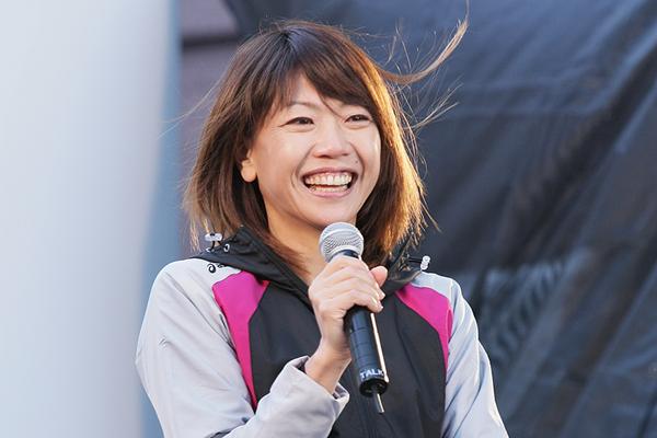 2000 Olympic marathon champion Naoko Takahashi (Getty Images)
