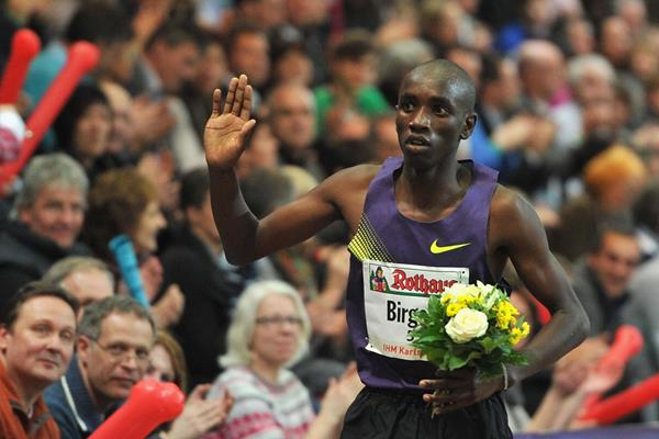 Kenyan middle-distance runner Bethwell Birgen (Getty Images)