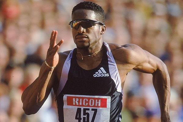 Sprinter Ato Boldon from Trinidad & Tobago (Getty Images)