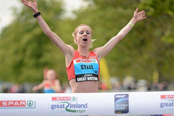 Gemma Steel  (Great Ireland Run organisers)