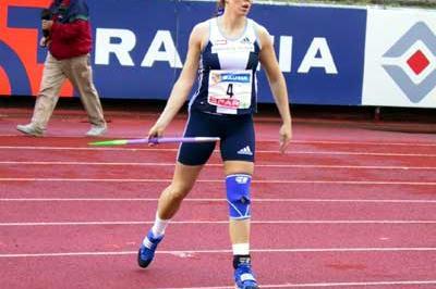 Mikaela Ingberg (FIN) in Lahti (Sonninen)