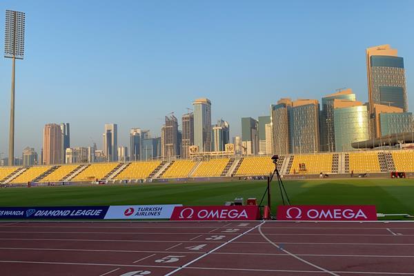 Qatar Sports Club (Matt Quine/Diamond League)